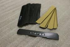 Mercedes Becker Mexico Monza Cassette Stereo Verschlussklappe Closing Flap radio
