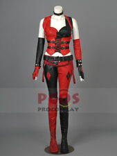 Batman: Arkham Asylum City - Harley Quinn Cosplay Costume Custom mp000777