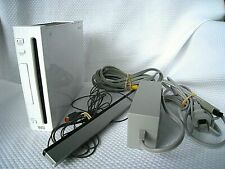 Nintendo Wii White Console System