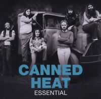 "CANNED HEAT ""ESSENTIAL""  CD -----19 TRACKS----- NEU"