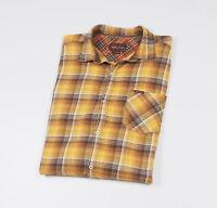 *** MARLBORO Classics *** Men's checked long sleeved Casual Shirt Size XL