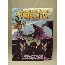 Adventure Quest Worlds 2012 Calendar.