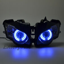 Projector Headlight With Double Angel Eyes for Honda CBR1000RR 1000 RR 2008-11