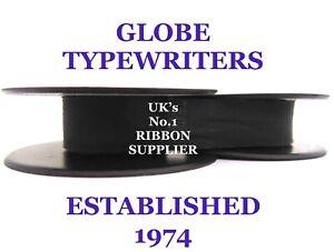 1 x MIGNON *PURPLE* TOP QUALITY TYPEWRITER RIBBON *MANUAL REWIND+INSTRUCTIONS §