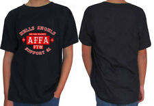 SUPPORT 81 LIMITED EDITION AFFA FTW BIG RED MACHINE TSHIRT hells angels gildanU