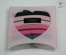 NWT VICTORIA'S SECRET HAIR TIES SET OF SIX    1210B