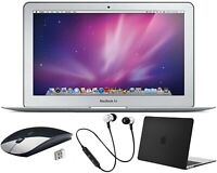 Apple MacBook Air - Intel Core i5 1.6GHz - 11.6in - 4GB RAM/128GB Silver/Bundle