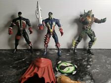 Spawn Lot Action Figures With Accessories. Preowned