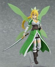 New Anime Figma 314 - Sword Art Online SAO Leafa Action PVC Figure