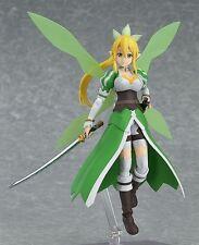 New Anime Figma 314 - Sword Art Online SAO Leafa Action PVC Figure