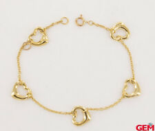 e14413ff1 Tiffany Co. Yellow Gold 7 7.49\ Fine Bracelets without Stones