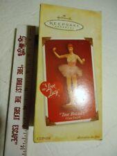 NIB VTG 2004 I LOVE LUCY TV SHOW figure ballerina the ballet VALENTINES GIFT