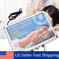 220V Hot Stone Massage Heater Box For Lava Spa Rock Basalt Stones Body Spa