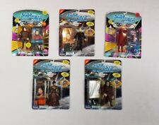 Playmates STAR TREK Lot 5 Figures Lwaxana Troi Guinan Lore The Nausicaan LT Data