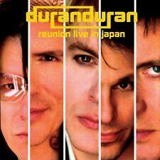 """Duran Duran """"Reunion Live In Japan"""" (2XL.P. White Vinyl, 33rpm)"""