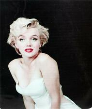 "MARILYN MONROE Hollywood Star Legend In White Dress QUEEN SIZE BLANKET 79"" x 95"""