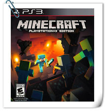 PS3 MINECRAFT: PLAYSTATION 3 EDITION SONY PlayStation Games Adventure Mojang