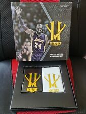 2 LOT 2015-16 Panini Herovillian Kobe Bryant Cards Black & White Packs Sealed