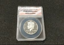2001-S U.S.A. Silver Kennedy Half Coin - ANACS Certified - PR70 DCAM (2 of 3)