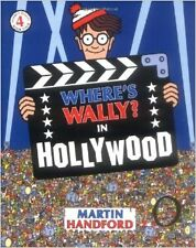 Where's Wally? In Hollywood: Mini Edition New Paperback Book Martin Handford