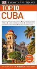 DK Eyewitness Top 10 Travel Guide Cuba by DK (Paperback, 2017)