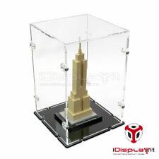 Acryl Vitrine für Lego 21002 Empire State Building - Neu
