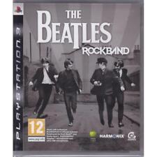 The Beatles: Rock Band [PlayStation 3 PS3, Harmonix, Music Bass Drums Guitar]