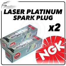 2x NGK SPARK PLUGS Part Number PMR7A Stock No. 4259 New Platinum SPARKPLUGS