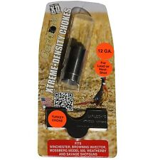Carlson's Choke Tube 12GA Winchester Browning Mossberg Flush Super Turkey #19891