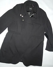 BEBE black lined warm winter Coat  size 2X XXL