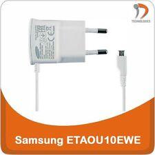 SAMSUNG ETAOU10EWE chargeur ORIGINAL charger oplader i9100 Galaxy S2 Wave Jet