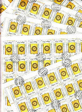 Hongrie MAGYAR Posta 12 feuilles 50TP Horloges Anciennes  1990  3 Ft