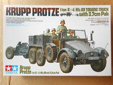 KRUPP PROTZE CON CANNONE 37mm - 1/35 - TAMIYA 35259