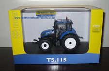 Universal Hobbies 4229 Holland T-5-115 Tractor 1-32 Scale