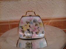 Monedero porcelana, figura decorativa ceramica.