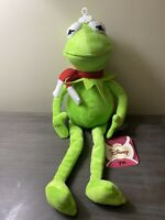 Kermit the Frog stuffed animal plush for Disney. Brand new with original tag.
