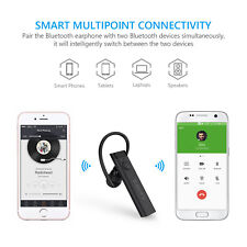 Mini Wireless Bluetooth Stereo In-Ear Earphone Headphone Handy Headset Earbuds