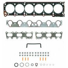 Engine Cylinder Head Gasket Set Fel-Pro fits 92-93 Mercedes 300SE 3.2L-L6