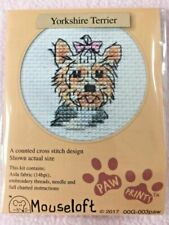 Listing for Hlcess Only Mouseloft Cross Stitch Kit Yorkshire Terrier 2