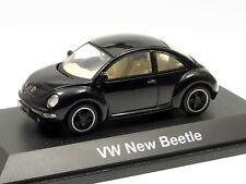 "Schuco 1:43 VW New Beetle ""Black Magic"" # 04534"