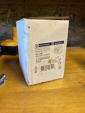 LC2D12  -  LC2D12G7  -  Coil 120V 50/60HZ  -  Telemecanique  -  Contactor