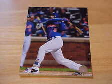 David Wright NY Mets Officially LICENSED 8x10 Color Photo FREE SHIPPING 3/MORE
