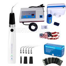 Dental X Ray Sensor Machine Digital Unit Ultrasonic Endo Ultra Activator6 Tips
