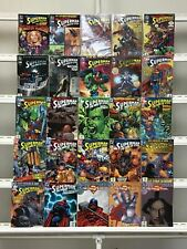 Superman Man Of Steel Dc 25 Lot Comic Book Comics Set Run Collection Box1