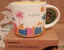 Starbucks Coffee Mug/Tasse/Becher FLORIDA, you are here/yah, NEU in OVP-Box!!
