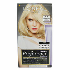 L'Oreal Preference Blondissimes 03 Lightest Ash Blonde