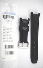 CASIO WATCH BAND:  10036571 PAG-240  PAG40 Black Resin Band