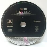 R-Type Delta Promo Copy ~ Sony PlayStation PS1 ~ Full Game *Excellent Condition*