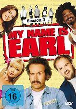 MY NAME IS EARL, Season 3 (4 DVDs) NEU+OVP