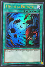 TEMPESTA POTENTE  LCJW-IT0284 Magia Ultra Rara in Italiano YUGIOH